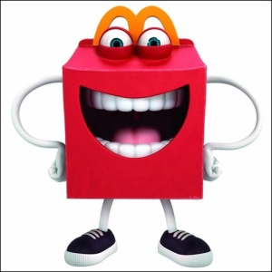 The new happy meal mascot. Courtesy of theatlantic.com