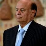 President of Yemen, Abdu Rabbu Mansour Hadi's